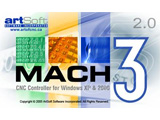 Mach3 CNC Control Software License