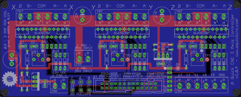 800px-3_Axis_DIY_CNC_Controller_Board Wiring Motor Phase on