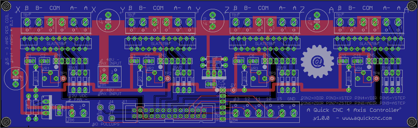 Cnc Usb Wiring Diagram Diy Trusted Controller Board Schematic Enthusiast Diagrams U2022 Mesa 7i77 Wire